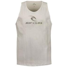 Regata Camiseta Rip Curl Branca - Camisetas para Masculino no ... 31d2ff4d7c6