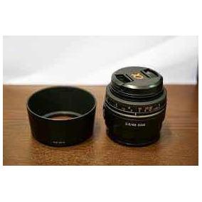 Lente Sony 85mm F2.8 Full Frame A-mount