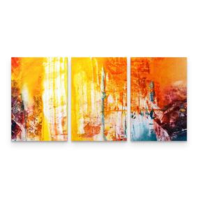 47e56cfde Quadro Grande Impress O Em Tela Desenhos Abstratos R Stico ...
