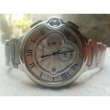 Cartier Cronograph Balon Blu Calibre 50