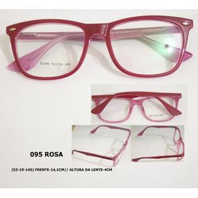 Armações Para Oculos De Acetato