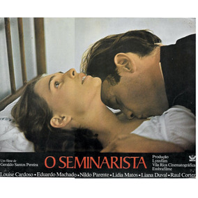 Dois Cartazes Do Filme O Seminarista Originais