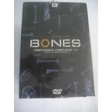 Box Dvd Bones 1ª A 5ª Temporada - 29 Discos - Origi Lacrado