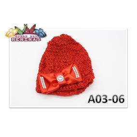 Gorro De Croche Com Flor Toucas Menino - Acessórios da Moda no ... a6dd15ad8a8