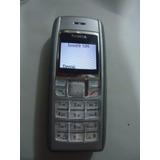 Celular Nokia 1600 Tim Funcionado Sem Carregador N0213