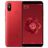 Xiaomi Mi 6x Vermelho 128 Gb De Memoria E 6 Gb De Ram