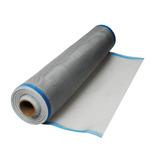 Tela Para Mosquitero De Plástico Gris 1.70 X 30m En Bobina
