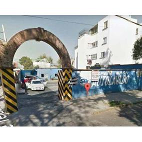 Azcapotzalco: Terreno Comercial En Gran Ubicación Ideal Para Tiendas De Conveniencia.