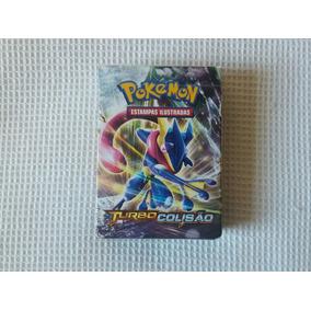 Jogo De Cartas Deck Pokémon Turbo Colisão