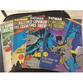 Batman O Cavalheiro Das Trevas - Frank Miller