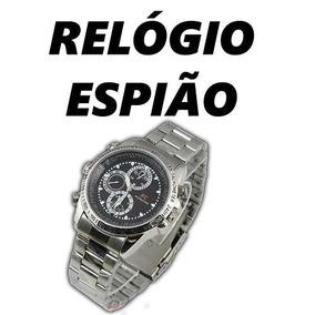 2971cd54b1e Relogio De Pulso Masculino Grande Produtos Espioes Comprar
