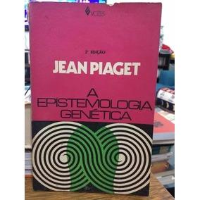 2a735d6f920 Psicologia E Epistemologia Genética De Piaget Rappaport - Livros no ...