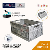 Cajas Plásticas Plegables Cabkaips / Drybox 6426