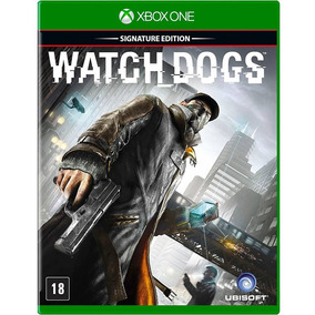 Watch Dogs (signature Edition)