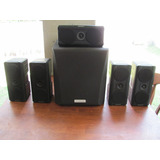 Home Theater Kenwood 5.1 Dolby Dts