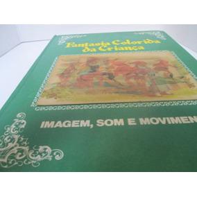 Livro Fantasia Colorida Da Criança Focus Vol1 R.658