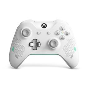 Control Inalámbrico Xbox One Wl3-00082 Sport White