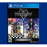Kingdom Hearts Ps4 Hd 1.5 + 2.5 Remix Disponible