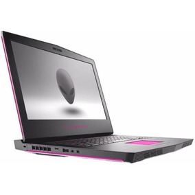 Alienware 15.6 I7-7820hk 16gb Ram 512gb Ssd Gaming Laptop