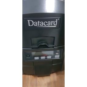 Datacard Cd820 Cartões Pvc Duplex
