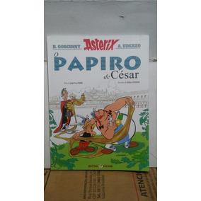 Asterix O Papiro De César - Editora Record