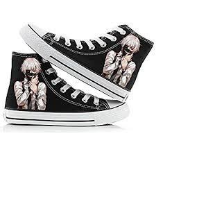 Zapatos Tokyo Ghoul K Ken Marca Collec Diseño Hecho A Mano