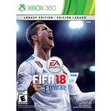 Fifa 18 Legacy Edition - Español Latino - Xbox 360 | Vgm
