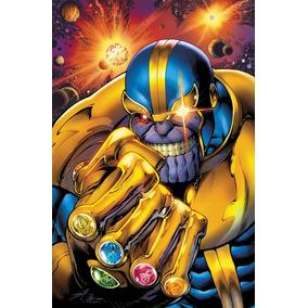 Thanos - A Saga Do Infinito - Hq Dig - Trilogia Completa!!!