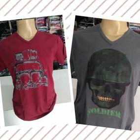 d8695b980 Camisetas Manga Curta Tamanho U para Masculino em Joinville no ...
