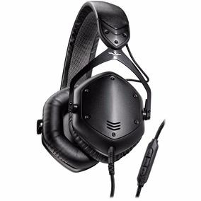Audífonos Dj V-moda Crossfade Lp2 Black Negros