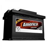 Bateria Automotiva America Racing 70 Amperes ( Heliar )