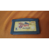 Juego Zelda A Link To The Past Four Swords Game Boy Advance