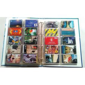 Coleção De Cartão Telefônico 380un