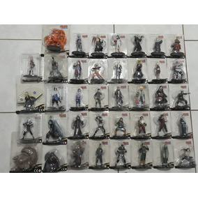 Bonecos Coleção Naruto Shipuden Altaya D