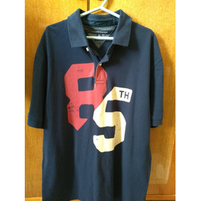 8b3252d3ce Camisa Tommy Hilfiger Masculina Gola Polo Xl Tg xg