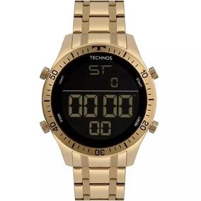 8758dcf7d0d Relogio Technos Legacy Preto E Dourado - Relógios no Mercado Livre ...