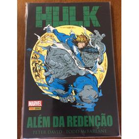 Hq Hulk Alem Da Redenção