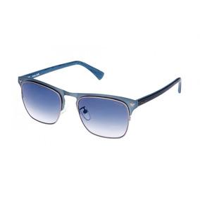 78b2d87b53679 Oculos Police Lente Azul - Óculos no Mercado Livre Brasil