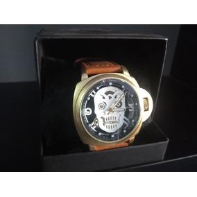 Relógio Caveira