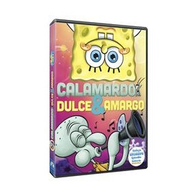 Bob Esponja Hogar Dulce Pina Dvd En Mercado Libre Mexico