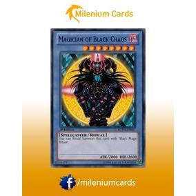 Yu-gi-oh! - Magician Of Black Chaos - Comum