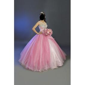 ac9f1a3aa1 Vestido De Xv Años Incluye Ajuar Completo - Vestidos de XV Largos de ...