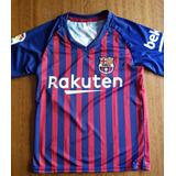 Camiseta Barcelona Niño Arturo Vidal 22 Estampado