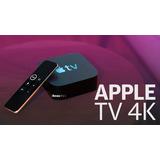 Apple Tv 4k Hdr / 64gb / Equipo Nuevo Sellado / 2018