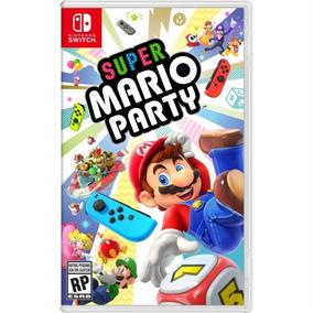 Super Mario Party Switch Midia Fisica Lacrado