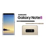 Celular Samsung Note 8 64gb Maple Gold N950f/ds Tela 6,3