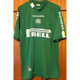 Camisa Palmeiras 2004 - Camisa Palmeiras Masculina no Mercado Livre ... 75ae4a51823df