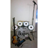 Rock Band The Beatles Edicion Especial Xbox 360