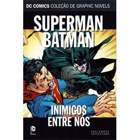 Dc Comics Graphic Novel 40 - Superman/batman-inimigos E. Nós