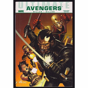 Ultimate Comics Avengers: Blade Vs. The Avengers - Premiere